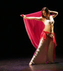 Amira bollywood fusion with veil @ Hippodrome theatre
